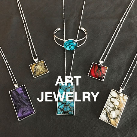 Jump to Art Jewelry Page