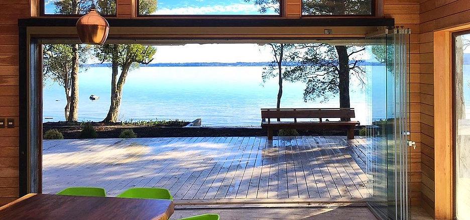Ampliar espacios con cortinas vista libre