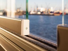 Cortinas de cristal para balcones, terrazas y sepaación de ambientes