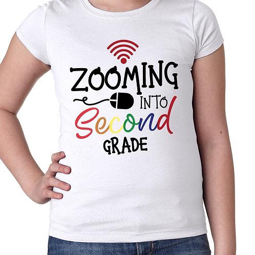 Zooming Into...Grade T-shirt