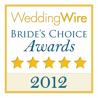 Wedding Wire - Bride's Choice Awards 2012