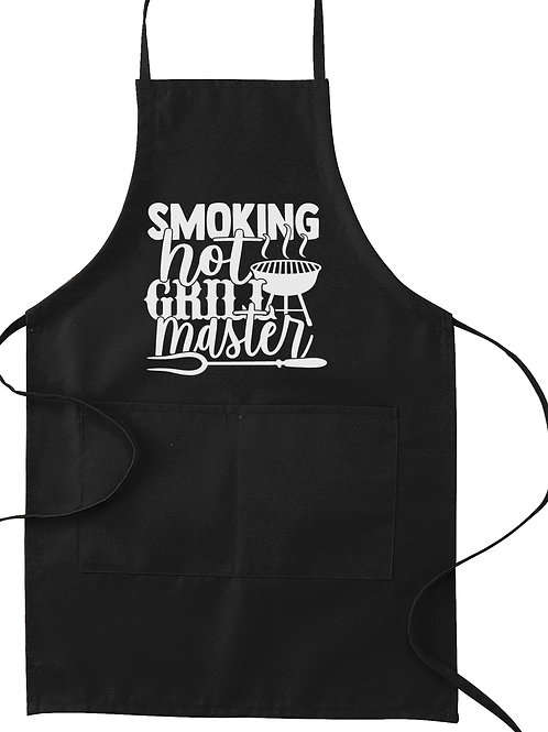 Smoking Hot Grill Master Apron