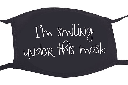 I'm Smiling Under This Mask