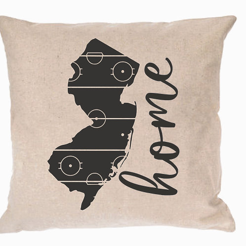 New Jersey HOME Rink Pillow