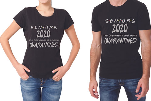 personalized products and custom gifts quarantined seniors shirts