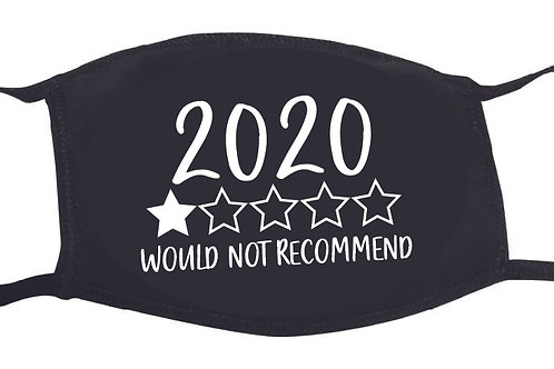 2020 - would NOT recommend Mask