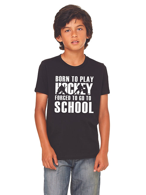 personalized products and custom gifts hockey boy t-shirt