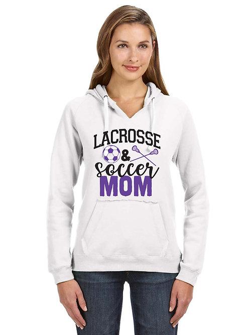 DOUBLE Sport Mom HOODIE