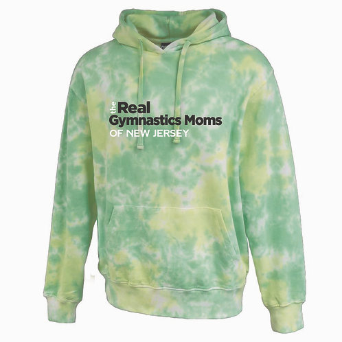 The REAL MOMS Tie-Dye Hoodie