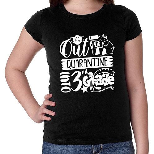 Out of Quarantine - Grade T-shirt