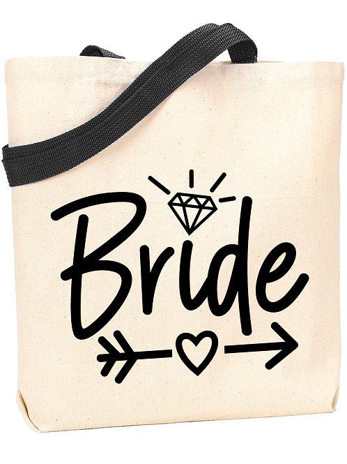 Bride & Bride Tribe Totes