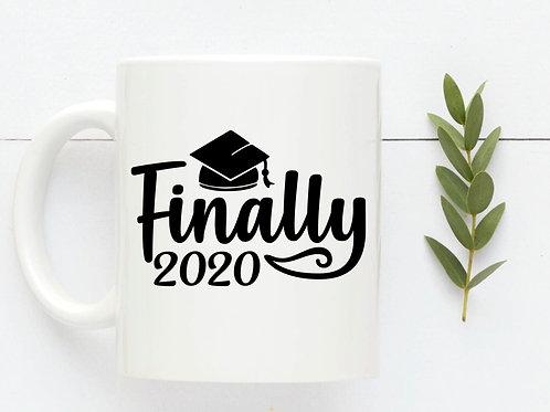 Finally 2020 Mug