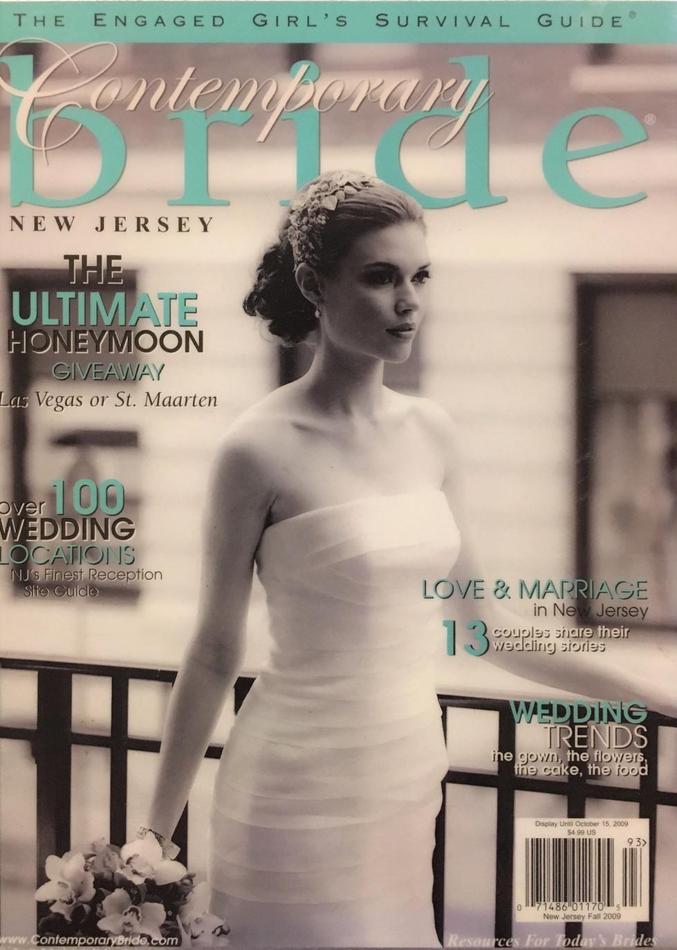Contemporary Bride - Fall/Winter 2009