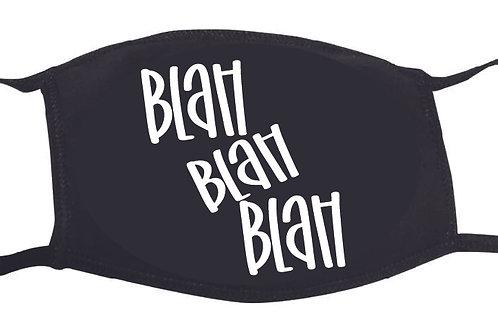 Blah Blah Blah Mask