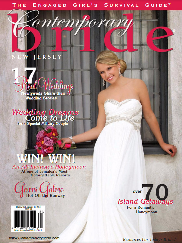 Contemporary Bride - Fall/Winter 2013