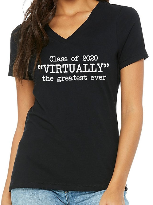 """Virtually"" the Greatest T-Shirt"