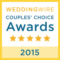 Wedding Wire - Couples' Choice Awards 2015