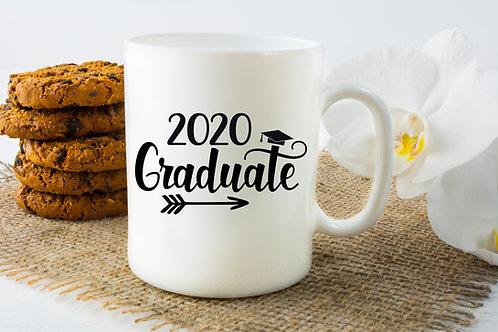 2020 Graduate Mug