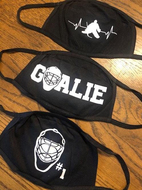 More GOALIE Masks