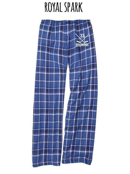 PERSONALIZED Hockey Lounge Pants