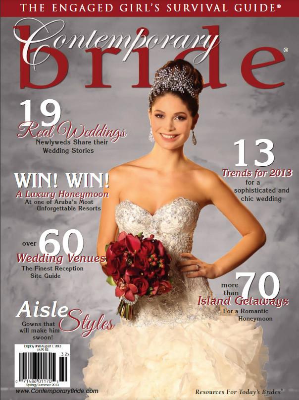 Contemporary Bride - Spring/Summer 2013