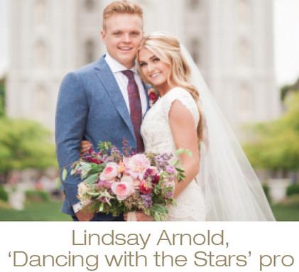 Lindsay Arnold Wedding