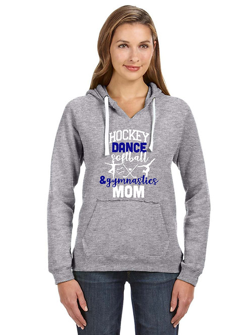 THREE or FOUR!!! Sport Mom HOODIE