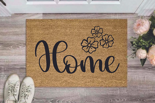 personalized products and custom gifts home decor door mat