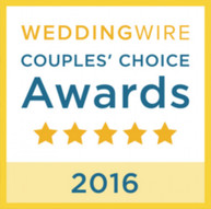 Wedding Wire - Couples' Choice Awards 2016