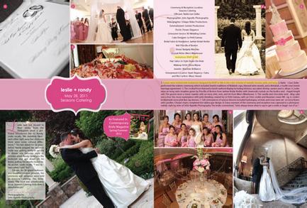 Contemporary Bride - Summer 2012