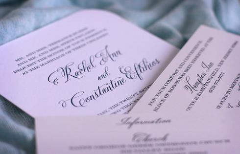 Rachel & Constantine