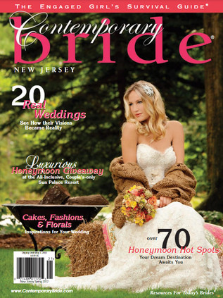 Contemporary Bride - Summer 2012