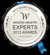 Wedding Industry Experts - 2012