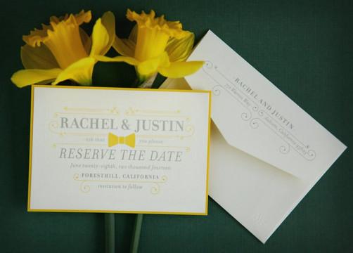 Rachel & Justin
