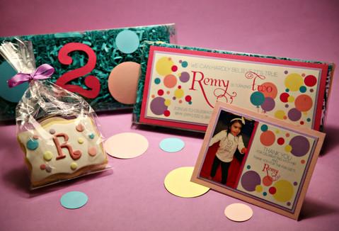 Remy 2nd Birthday