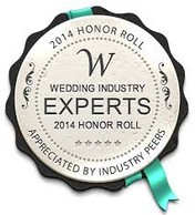 Wedding Industry Experts - Honor Roll 2014