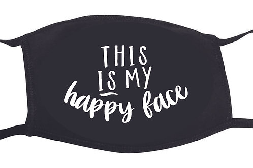 This IS my Happy Face Mask