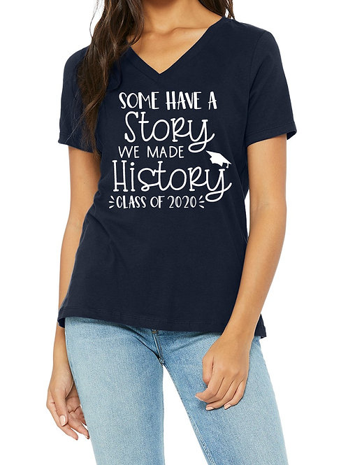 We Made History - Class of 2020 T-Shirt