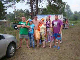 Команда Областной клинической больницы победила на VII туристическом слёте медицинских работников !