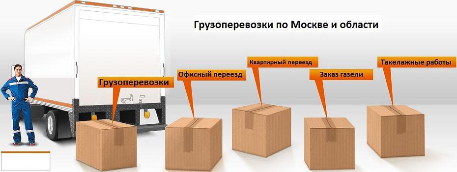переезды грузчики в Москве 24 часа
