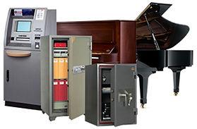 перевозка пианино,сейфовбанкоматов,такелажные работы
