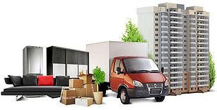 перевозка мебели дешево