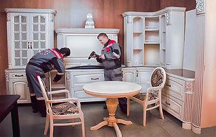 Сборка мебели по Москве и области