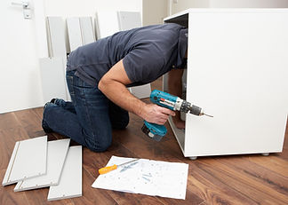 сборка мебели при переездах