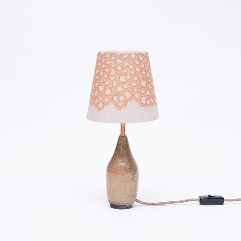 Petit Lace Lamp Nature No. 3 (orange) mini