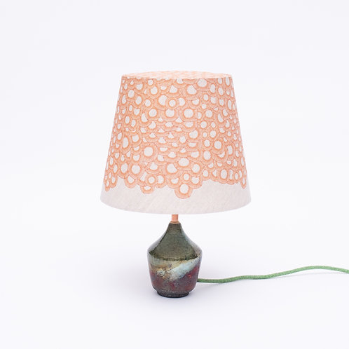 Petit Lace Lamp Nature No. 10 (orange) small