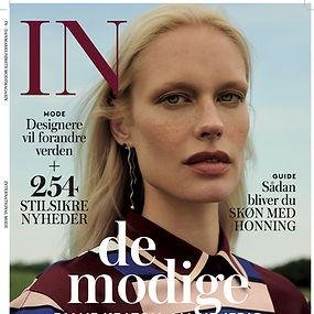 Forside Modemagasinet IN_September 2017.