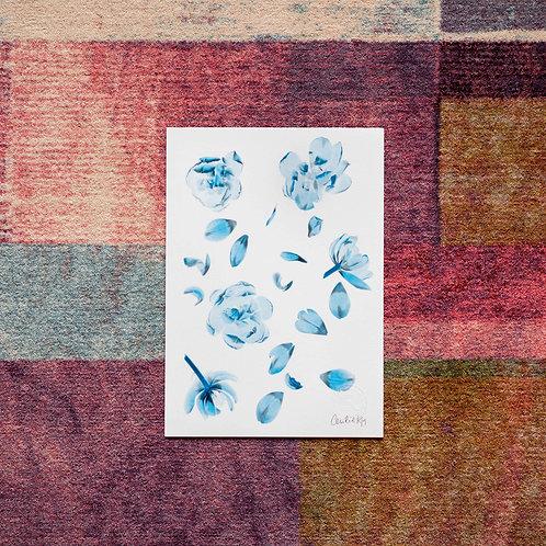 Tulipa pattern (Safir) Artwork