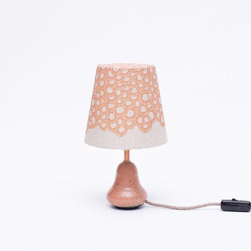 Petit Lace Lamp Nature No. 5 (orange) mini