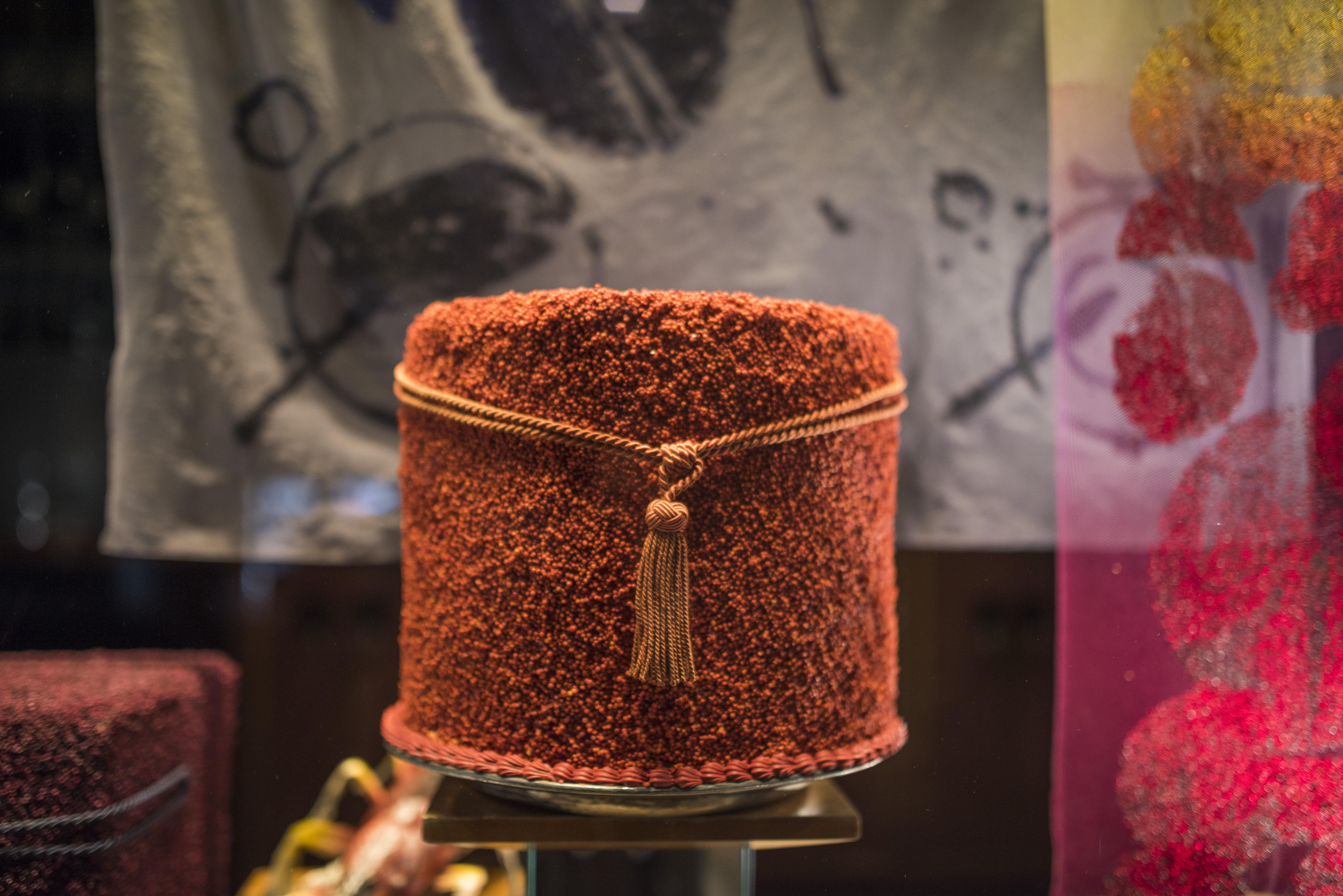 Caviar Cake 2